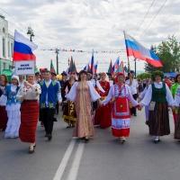 Омские мероприятия в День России посетили более 15-ти тысяч человек