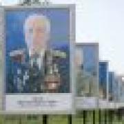 В Омске разрушили Аллею ветеранов