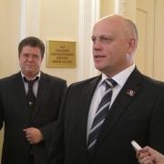 1991–2012 – Полежаев, 2012 – Назаров…