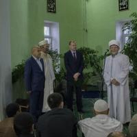 Компанейщиков поздравил от имени Буркова омских мусульман