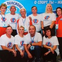 Омский пенсионер стал победителем Всероссийской спартакиады