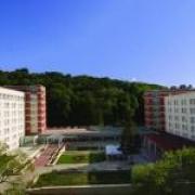 Санаторий «Плаза» в Кисловодске