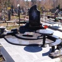 Оформление могил и надгробий