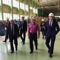 Омская делегация впервые побывала в Азербайджане с бизнес-миссией