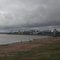С омских пляжей ушли спасатели
