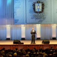 Бурков обсудил проблемы и успехи омской культуры с ее представителями