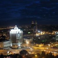 Новосибирск - научный и культурный центр Сибири