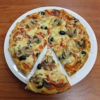 Как быстро приготовить пиццу в домашних условиях?