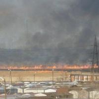 Особый противопожарный режим планируют ввести в Омской области 27 апреля