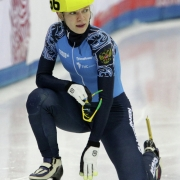 Омская шорт-трекистка выйдет на олимпийский лёд