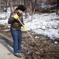 Мусор в Омске должен быть убран до 1 мая