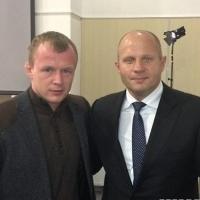 Лучший российский боец в истории MMA готов помочь Александру Шлеменко