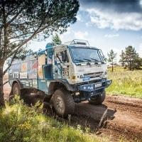 Новые двигатели опробует команда «КамАЗ-мастер» на ралли «Шелковый путь-2017»