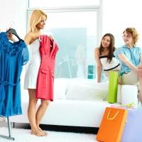 Почему девушки выбирают платья?
