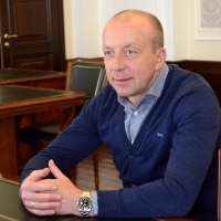 Андрей Скабелка планирует собрать в «Авангард» воспитанников омской школы