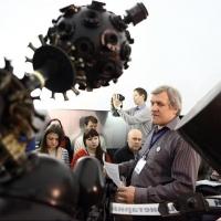 Омичи стали ближе к космосу: на Партизанской возродили первый планетарий