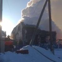 Названа возможная причина пожара в Омской области, где погибли 5 детей