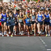 Жара победила Сибирский международный марафон