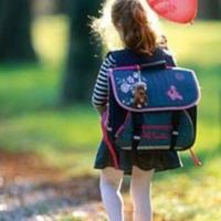Подготовка к школе - как выбрать школьный рюкзак для девочки