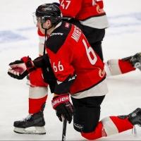 Омского хоккеиста Михеева вызвали в сборную России