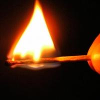 В Омской области селянин после ссоры с соседом сжег его сено на 15 200 рублей