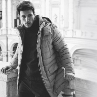 Известный мировой бренд GEOX представил коллекцию курток и пуховиков Осень/Зима 2016-2017