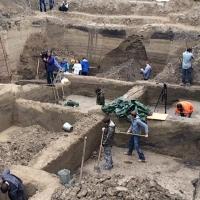 В Омске найден скелет человека возрастом шесть тысяч лет