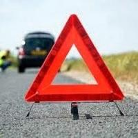 На трассе Омск – Русская Поляна произошло ДТП с участием двух автомобилей