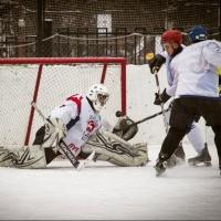 «Омские орлята» определят лучших дворовых хоккеистов