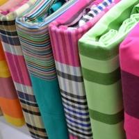 Натуральные и искусственные материалы для домашнего текстиля
