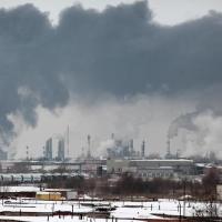 В Омске сломался газоанализатор, который измеряет концентрации выбросов
