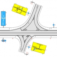 Из Омска на трассу Р-254 Иртыш запретят левый поворот