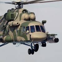 Над Омском летали вертолеты