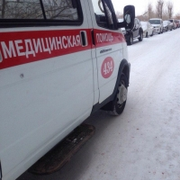 В результате лобового столкновения двух машин в Омской области погибли водитель и пассажир