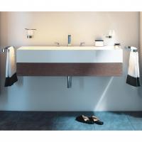 Тумбы для ванных комнат от Keuco