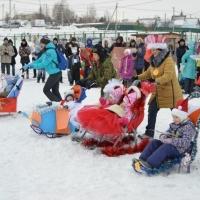 13 января в Омске пройдет парад санок