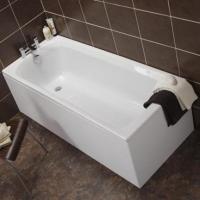 Реставрация старой ванны с помощью акрилового вкладыша