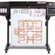 Широкоформатное печатное оборудование НР