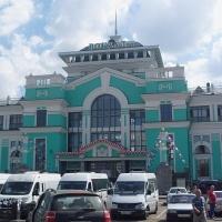 На омском ж/д вокзале внедрили систему электронной очереди