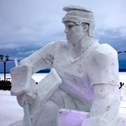 Омичи создали лучшую скульптуру, посвящённую Олимпиаде