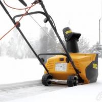 Снегоуборочные машины и механизмы