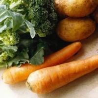 В Омской области подорожали морковь и картофель