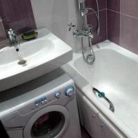 Проблемы при ремонте маленькой ванной комнаты