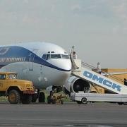 "В ОАО ""Омский аэропорт"" утвердили бизнес-план на 2012год"