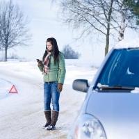 Что делать если автомобиль сломался на трассе?