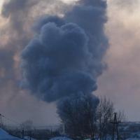 Житель Омской области пытался потушить пожар в доме и обгорел