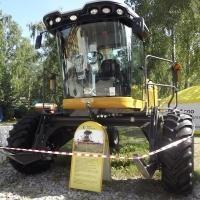 Сбербанк  принял участие в выставке-ярмарке «АгроОмск - 2015»