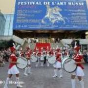 Губернатор Виктор Назаров принял культурную эстафету Фестиваля российского искусства в Каннах