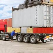 Популярность контейнерных перевозок