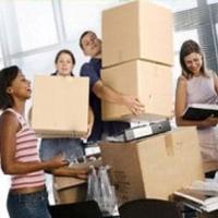 Беззаботный офисный переезд